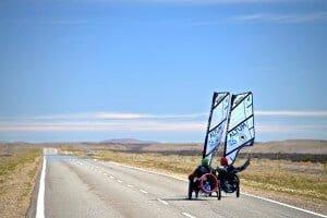 Los Whikes por la Patagonia