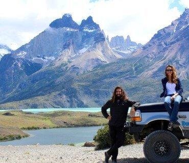 """Cristian Riquelme y Claudia Quinzio: """"En un viaje los planes siempre cambian"""""""