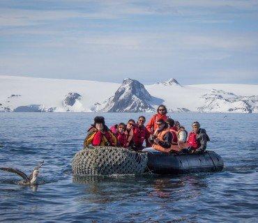 Revive la Semana del Agua desde la Antártida