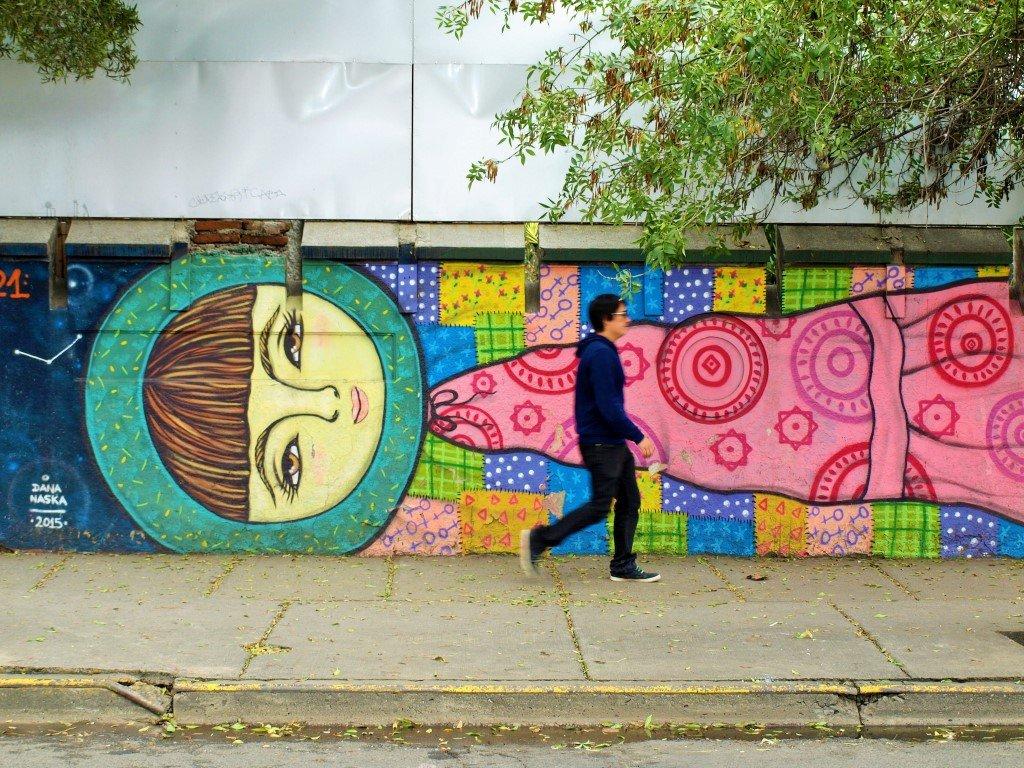 Street Art: El museo callejero de Santiago