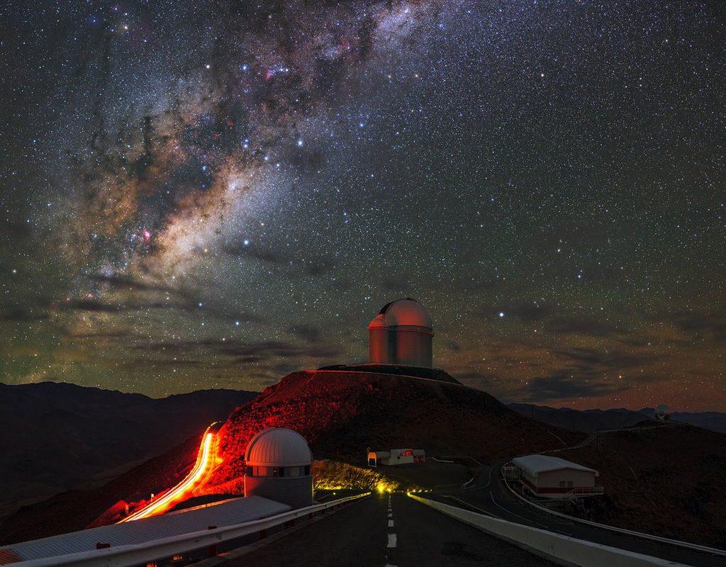 Chile quiere estar entre los mejores destinos astroturísticos