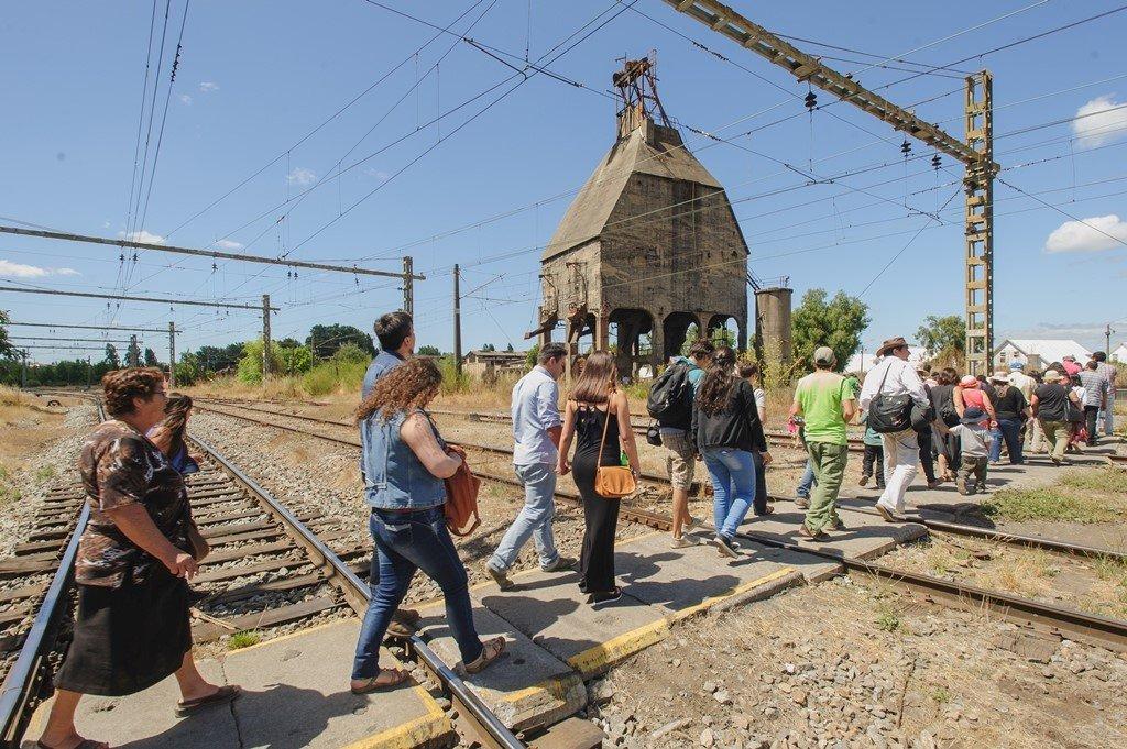 Tren Turístico Patrimonial Corto Laja. / Sernatur