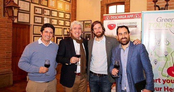 Emiliano Orueta, Claudio Cilveti, Sebastian De Martino y Enrique Rodriguez / FOTOS: FELIPE CUADRA
