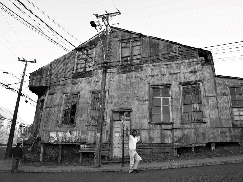 Chonchi, en la isla grande de Chiloé. / © A. F. RECA