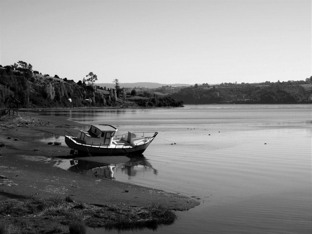La pesca es fuente de riqueza en Chiloé. / © A. F. RECA