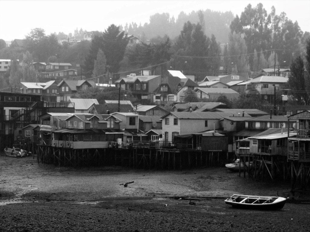 Palafitos de Gamboa, Castro. / © A. F. RECA