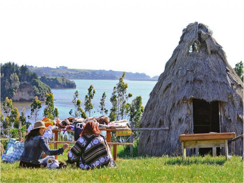 Ruka en Lago Budi, Región de la Araucanía