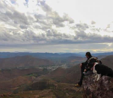 """Victor Salinas, creador de Kawsay: """"los jóvenes somos clave en el turismo sustentable"""""""