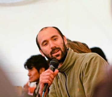 """Juan Marambio, CEO de Travolution: """"El turismo comunitario te cambia la vida"""""""