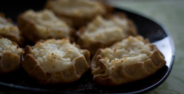 """De tres culturas: Pastel de Carelia o """"Karjalanpiirakka"""""""