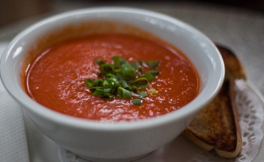 El mejor remedio contra el calor: Gazpacho andaluz