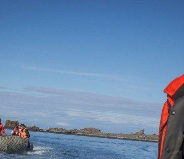 Alejo Contreras Staeding: El aventurero que más sabe de la Antártida