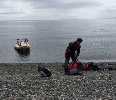 El lado (a)cuático del Estrecho de Magallanes