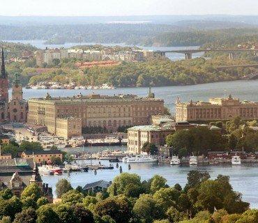 Estocolmo por Ville Viinikka
